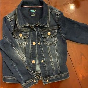 Genuine Kids from Oshkosh blue denim jacket